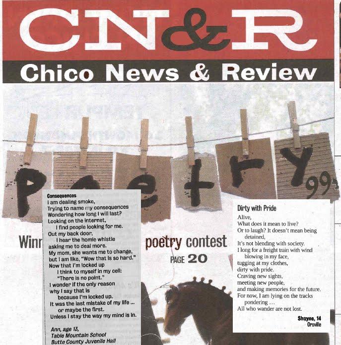 2012 Poetry 99 Contest