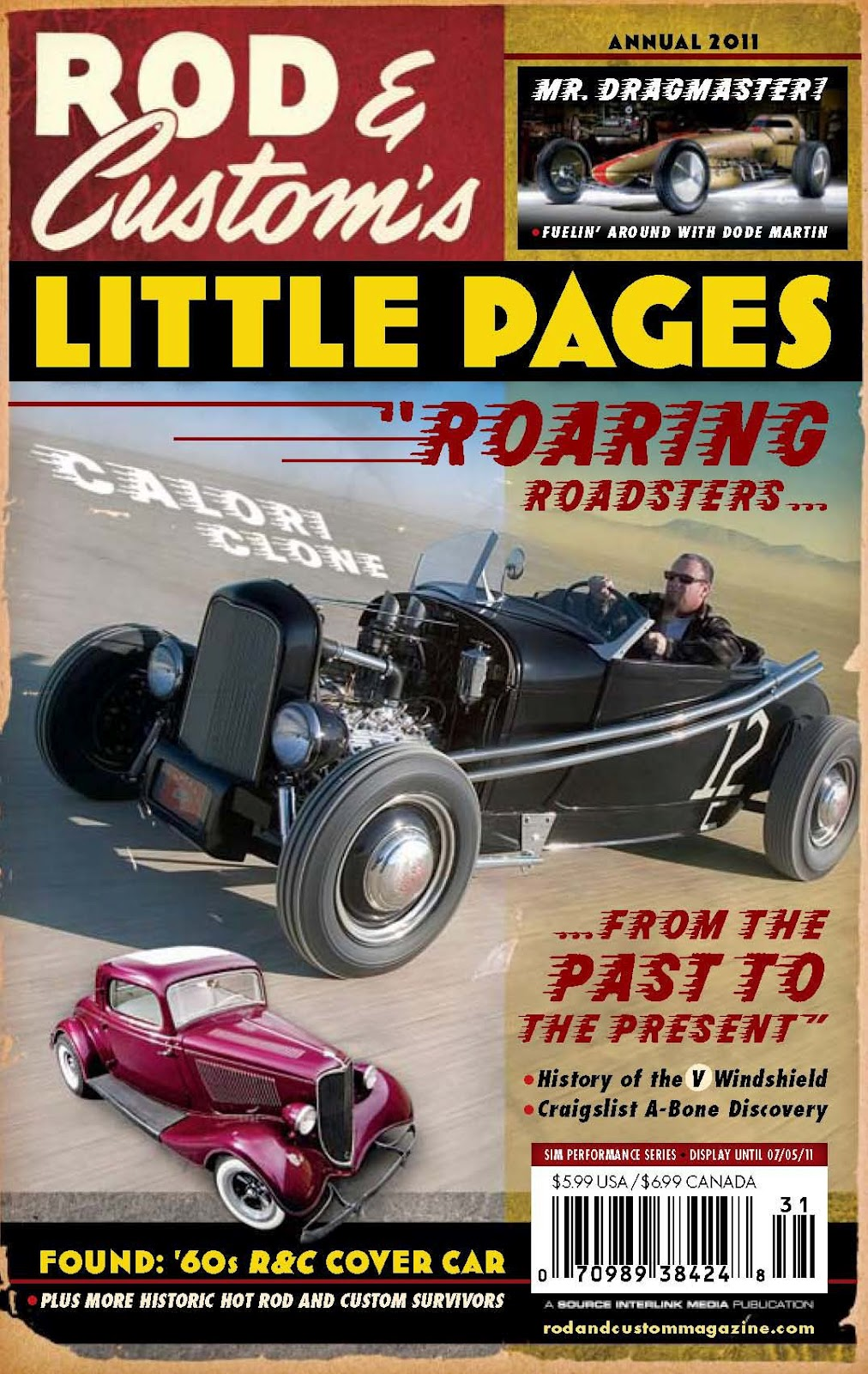 Traditional Speed Supply: Rod & Custom\'s Little Pages instock!