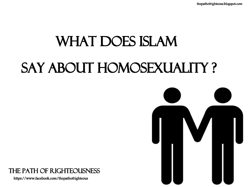 What does the quran say about homosexuality galleries 77