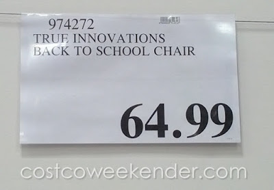 Deal for the True Innovations Back to School Task Chair at Costco