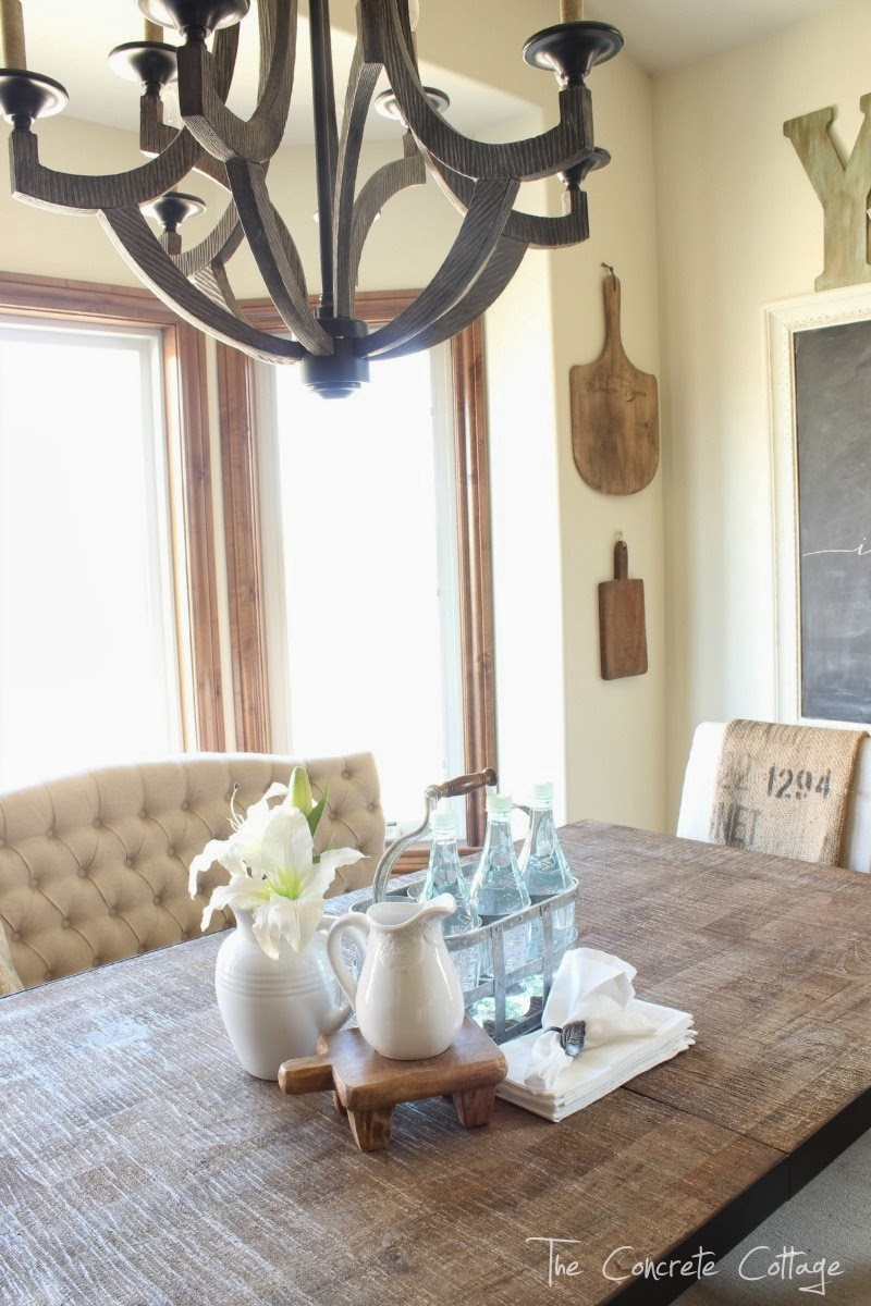 Pottery barn celeste chandelier - My Last Pie In The Sky Dream For The Walls Is To Plank Them I Haven T Got Mr Concrete Totally Convinced Yet But I Think I M Wearing Him Down