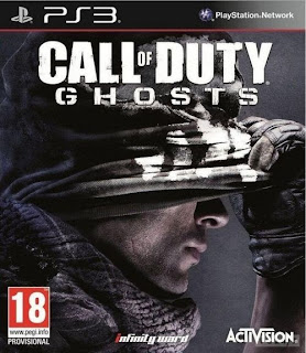 Call of Duty Ghosts portada PS3