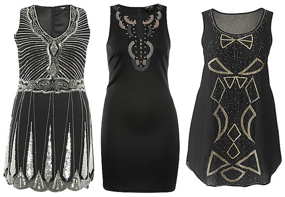 it's party time! (nearly) - plus size party picks part two