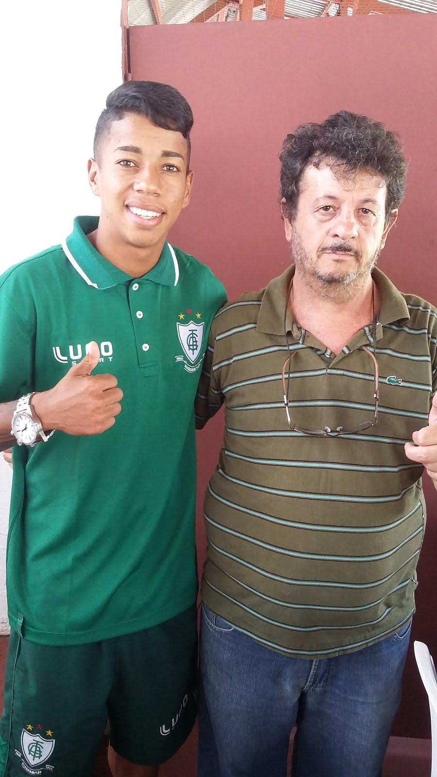 Matheusinho - América MIneiro-