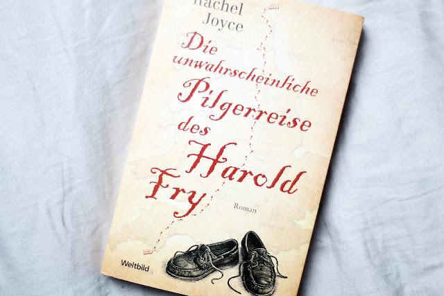 Rachel Joyce Pilgerreise Harold Fry Rezension