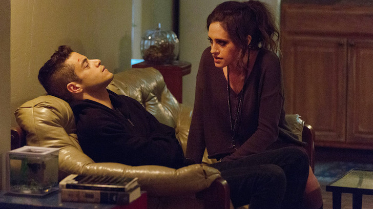 Mr. Robot - eps1.8_m1rr0r1ng.qt - Review: Truckloads of