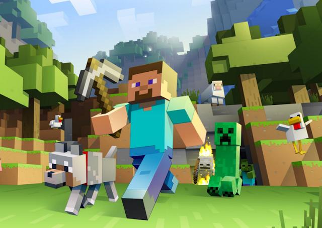 Minecraft jeu vidéo