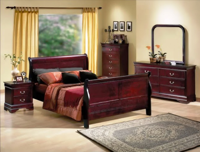 light cherry wood bedroom furniture sets best light yellow wall painting color elegant design ideas with beautiful table lamp and mirror solid natural hardwood flooring and motif carpets