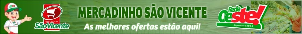 Mercadinho São Vicente - Rede Oeste
