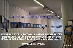 AFM EXPOSICIÓN ASOCIACIÓN FOTOGRÁFICA DE MANISES