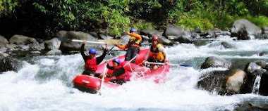 White Water ...Pekalen River...