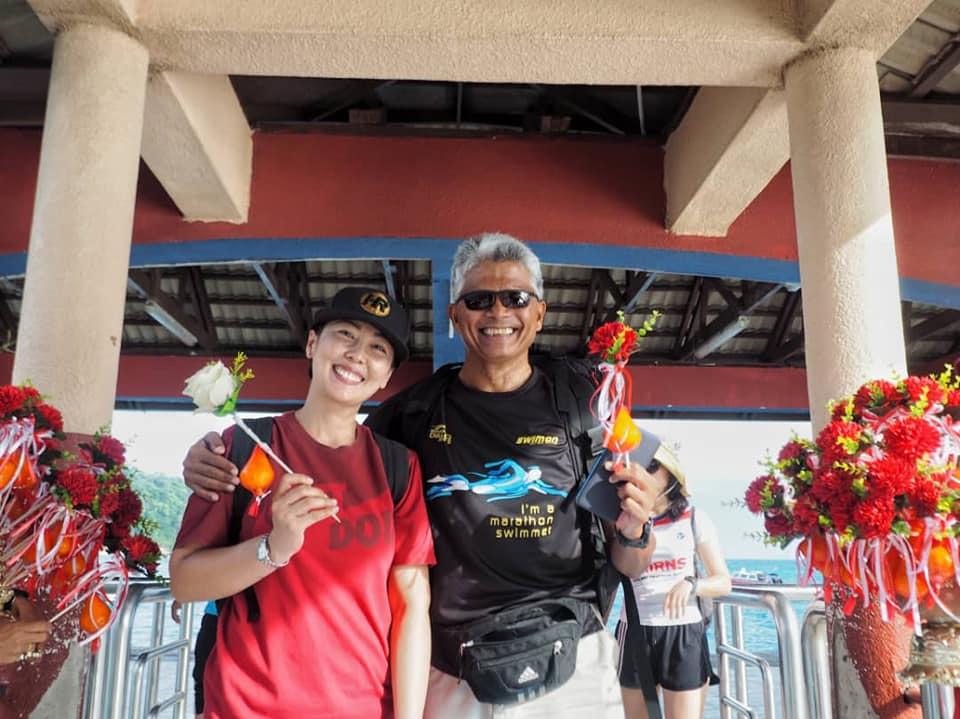 Perhentian Challenge 16 km (5 Oct 2019)