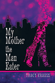 photo of book cover for My mother the man eater
