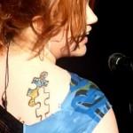 Mabek tatto tattoo artist kelly clarkson tattoo for Kelly clarkson tattoo
