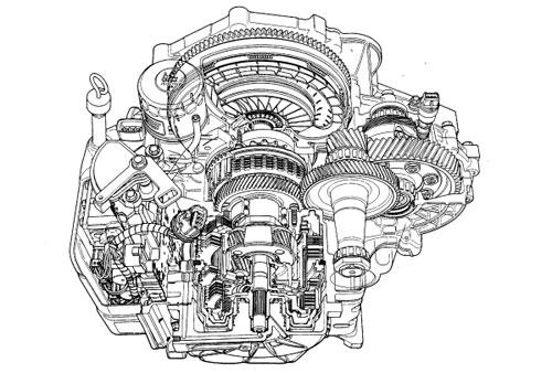 Automatic Transmission Service Guide  F4a41  F4a42  F4a51  Mitsubishi