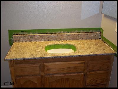 Giani Granite Counter Top Step 5