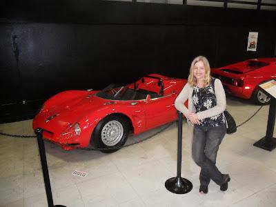 Museu do Automóvel - Balboa Park