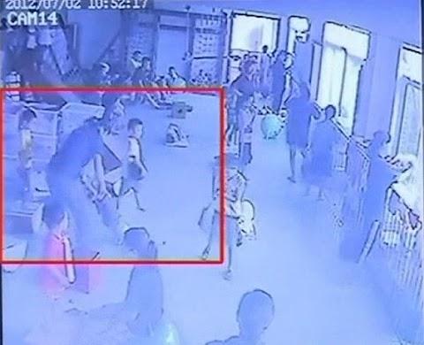 Must see Video: Teacher attack left girl, 4, brain damaged