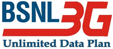 BSNL Unlimited 3G Data Plan for Postpaid Mobile Users