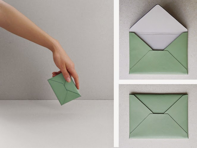 a n v e -  envelope card holder