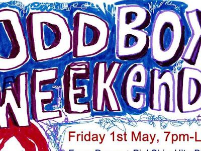 Odd Box Weekender V