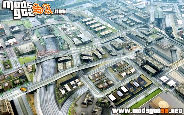 SA - Mod LOD 2015 (Ver Objetos Mais Distantes)