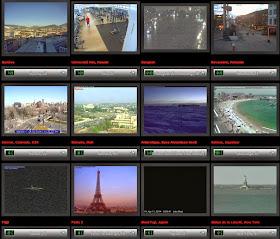 Webcams du monde en live