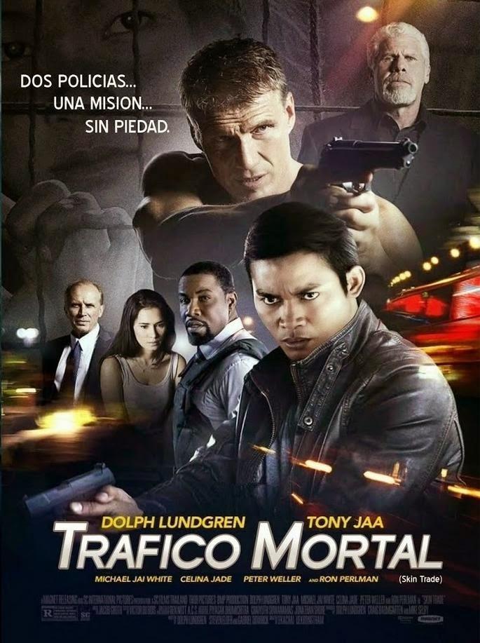 Pelicula Trafico Mortal (2014) Latino Online imagen