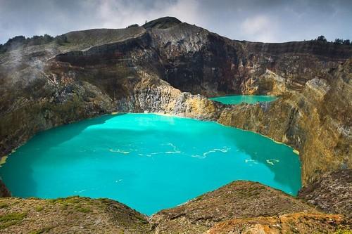 Красивые озера мира