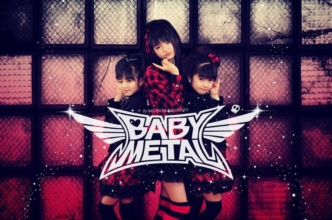 Get Back!! For Mega!: Babymetal Gimme Chocolate (Album)