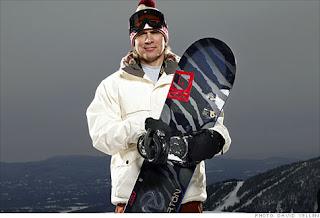 "Jake Burton: ""Snowboarding is my life, it I refer all energy"""