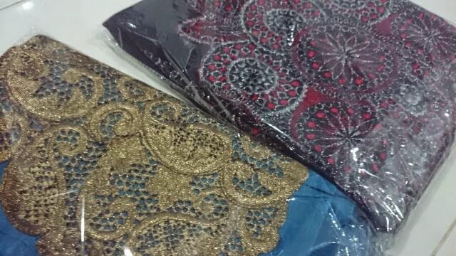 Beli kain pun secara online