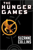 Hunger Games book cover Suzanne Collins