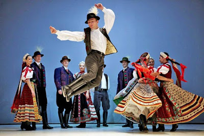 уроци по унгарски народни танци