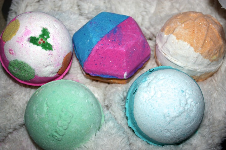 Lush Luxury Lush pud, the experimeter, yog nog, avobath, big blue