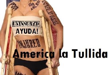 AMERICA LA TULLIDA