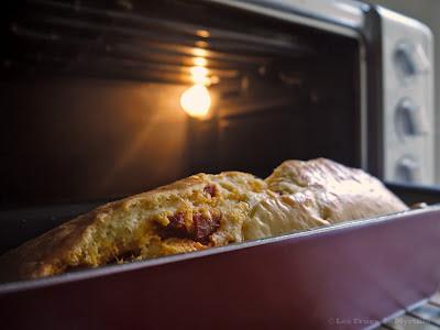 Cake au chorizo (voir la recette)