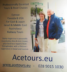 Ace Tours Escourted holidays