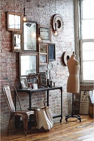Espelho, espelho meu....