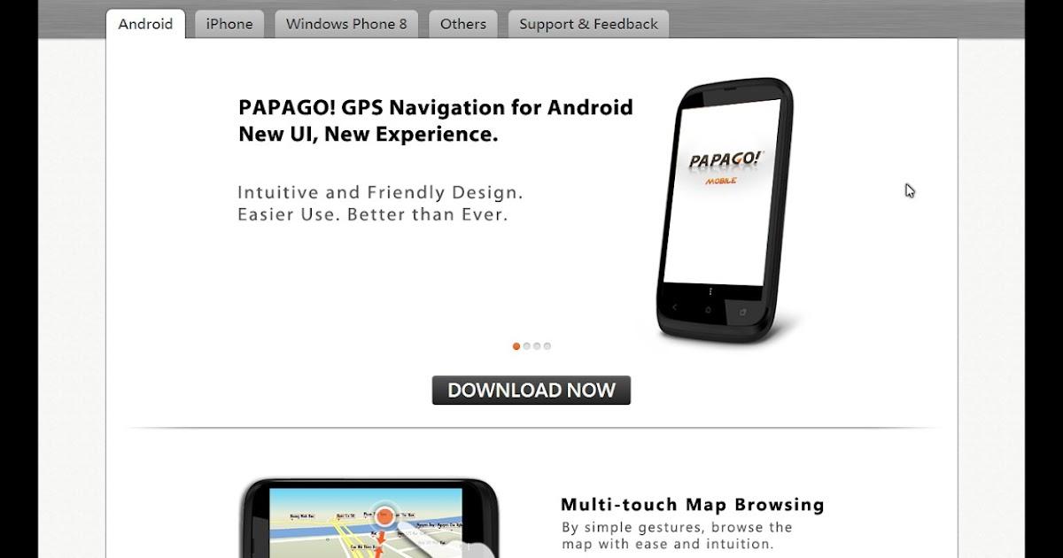 Papago Gps Android Free Download | ceefiban