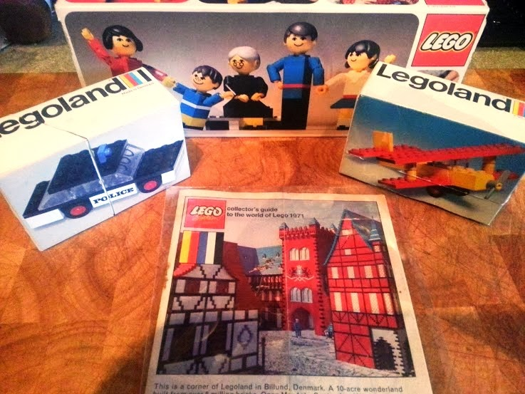 1960's Lego sets