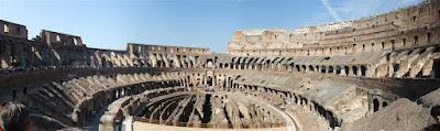 panorama, colosseum