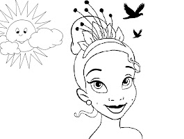 Disney Fairy Colouring Pages To Print