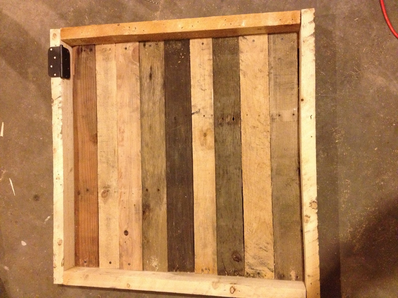 pallet dart cabinet upcycling creations turning trash into d