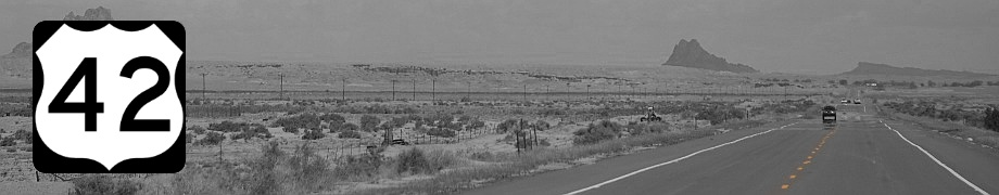 US 42 - Cruzando os EUA