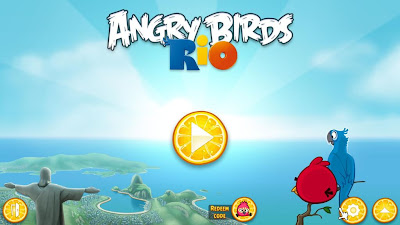 Angry Birds Rio Free Download Full Version For PC Game with Crack