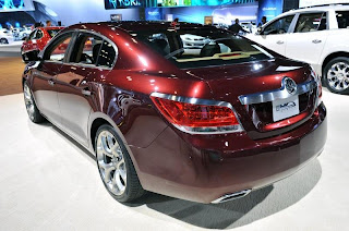 2013 Buick LaCrosse Review And Prices