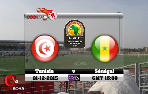 مشاهدة مباراة تونس والسنغال اليوم 1/12/2015 علي بي أن سبورت HD10