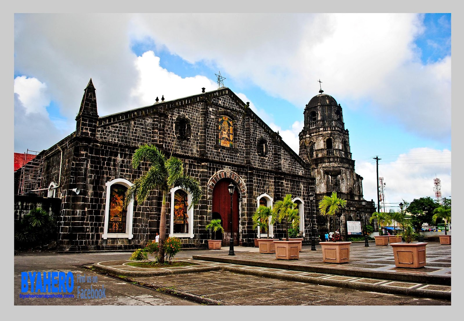 Tabaco Philippines  City pictures : Byahero: Visita Iglesia | St. John the Baptist Church in Tabaco City