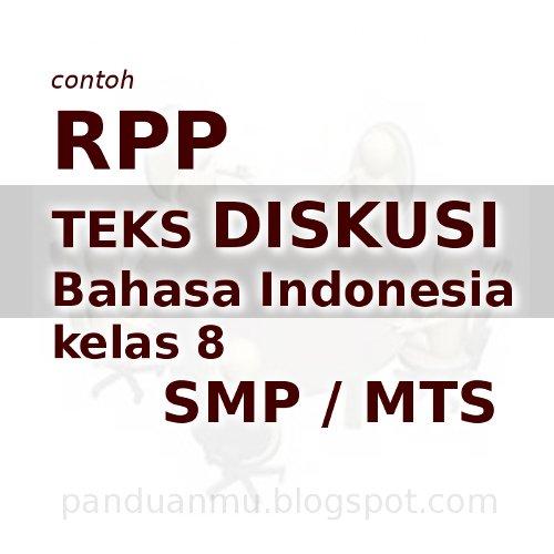 ... Bahasa Indonesia kelas 8 SMP untuk semester 2 dengan materi pokok Teks